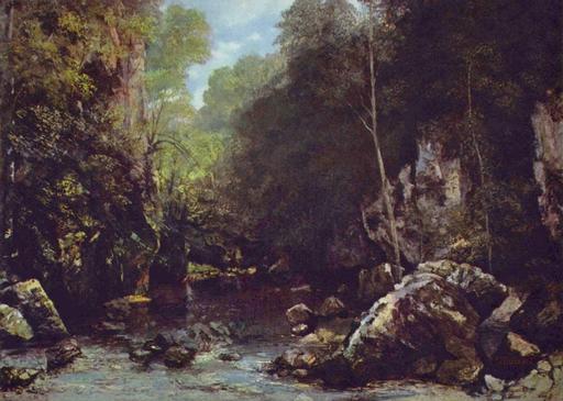 Le ruisseau couvert