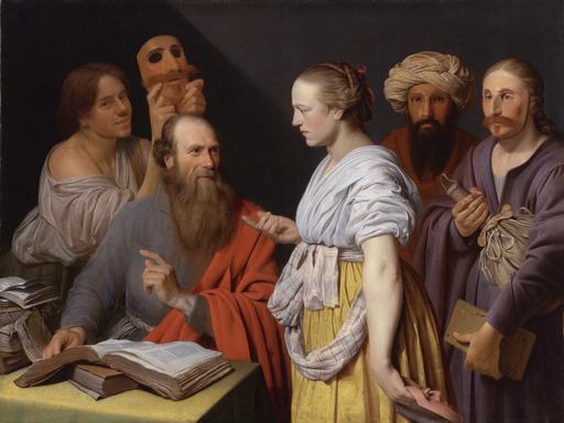 Le savant et les acteurs