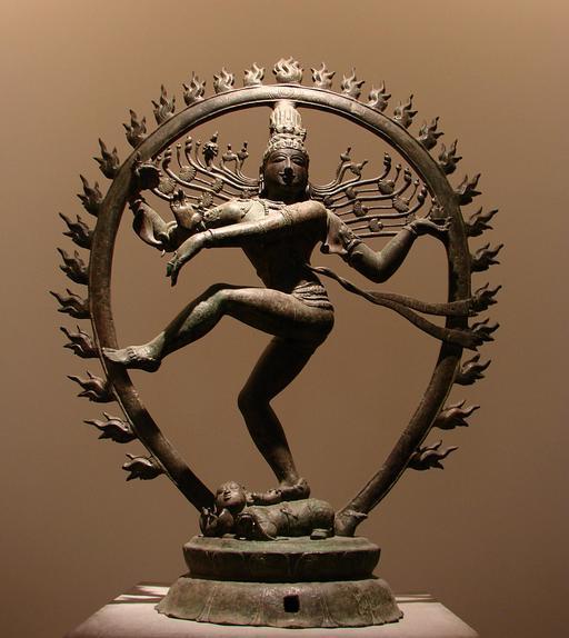 Le Seigneur de la Danse en Inde