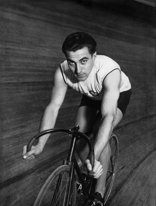 Le sprinter Beaufrand en 1931