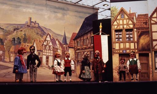 Le théâtre de marionnettes de Cologne
