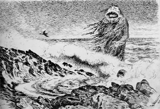 Le troll des mers
