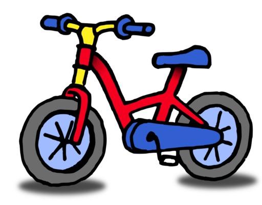 Le vélo du terrier d'Abulédu