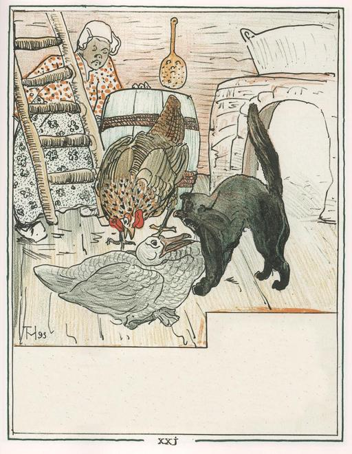 Le vilain petit canard - 22