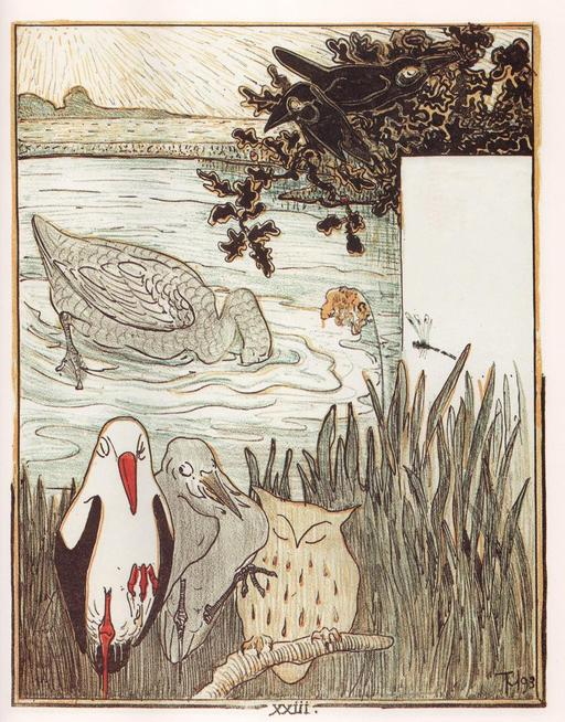 Le vilain petit canard - 24