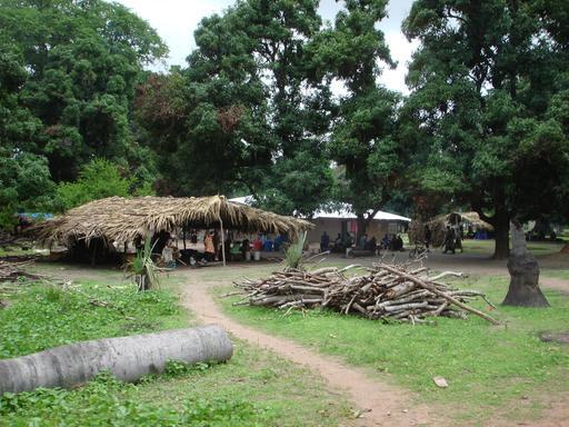 Le village de Baila au Sénégal