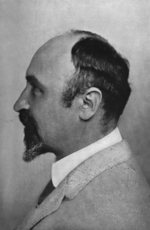 Portrait de Leo Hendrik Baekeland en 1916