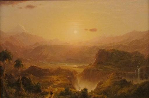 Les Andes de l'Équateur
