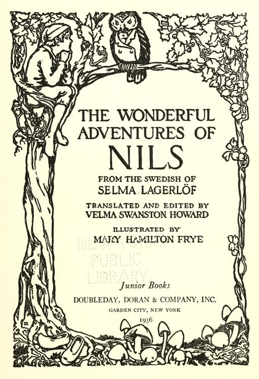 Les aventures merveilleuses de Nils - 02
