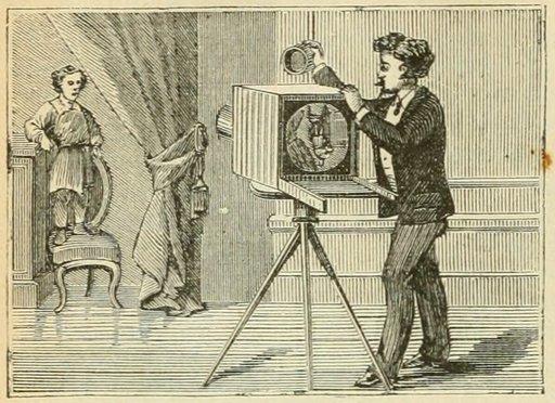 Les débuts de la photographie