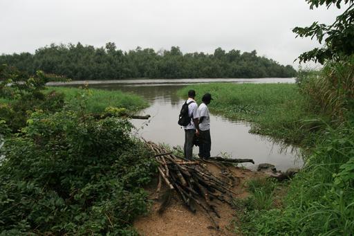 Les environs de Deïdo à Douala