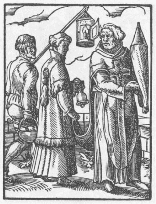 Gravure extraite du livre des métiers de Jost Amman (Das Ständbuch, 1568)