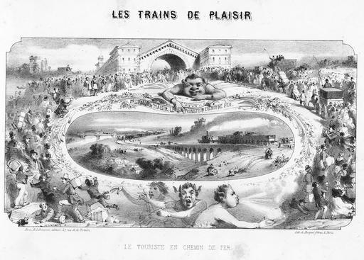 Les trains de plaisir
