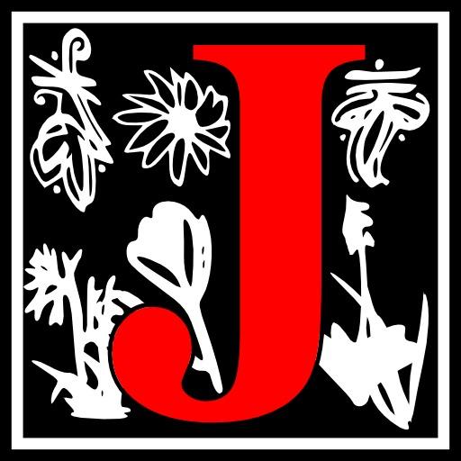 Lettre initiale J