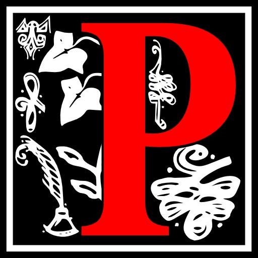 Lettre initiale P