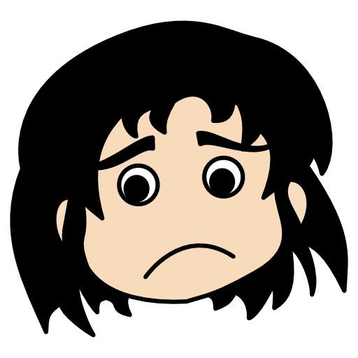 Lilyu triste