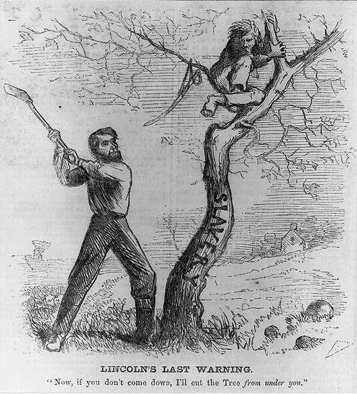 Lincoln et l'anti-esclavagisme