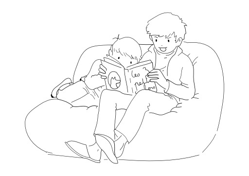 Lire une histoire