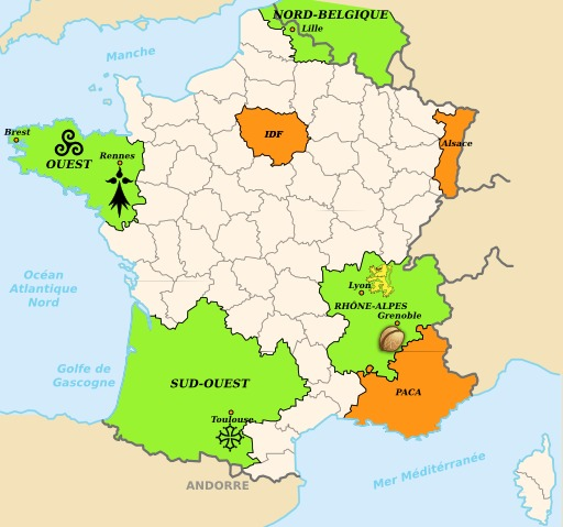 Listes de discussion locales de Wikimedia