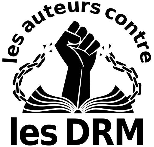 Logo contre les DRM