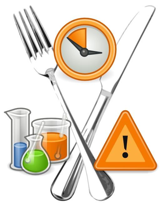 Logo de sécurité alimentaire