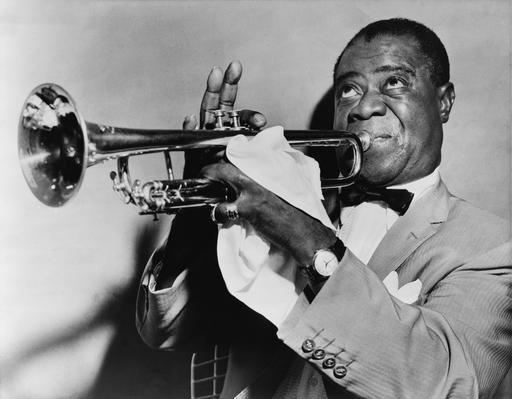 Louis Armstrong en 1953