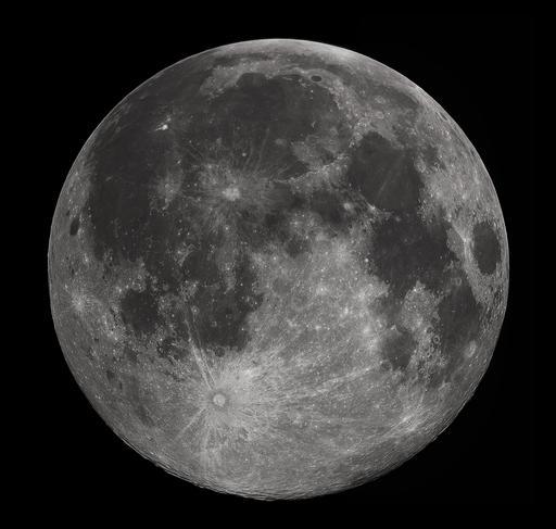 Lune complète