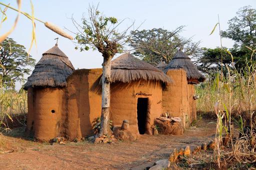 Maison à Koussoukoingou au Bénin