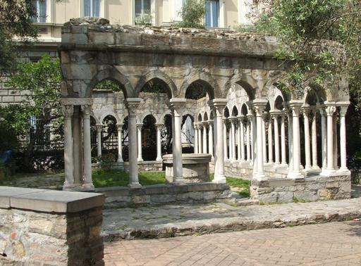Maison de Christophe Colomb à Gênes