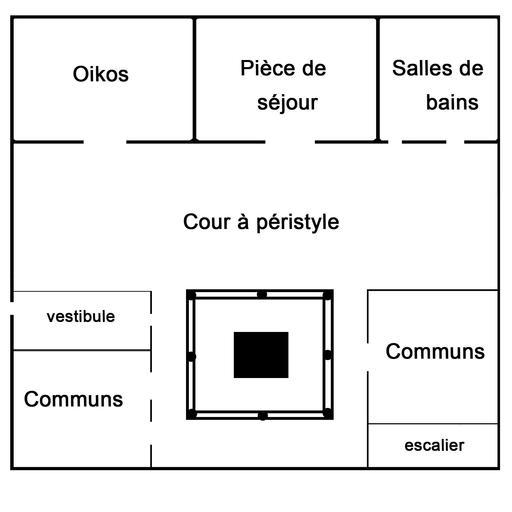 Maison de Délos