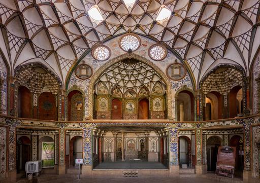 Maison persane de Boroujerdi