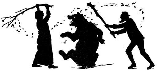 Maître Renart et l'ours Brun, conte de Grimm