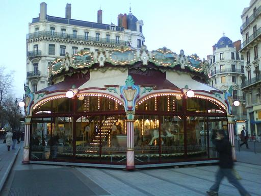 Manège chauffé à Lyon