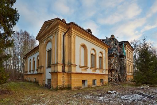 Manoir de Vana-Nursi en Estonie