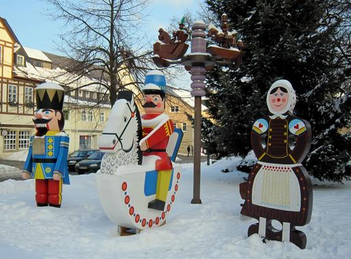 Marché de Noël à Olbernhau