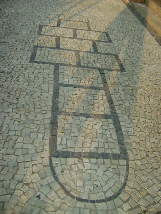 Marelle au Brésil