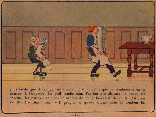 Marie aux sabots de bois se gage - 7