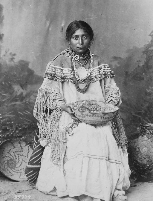 Mariée apache