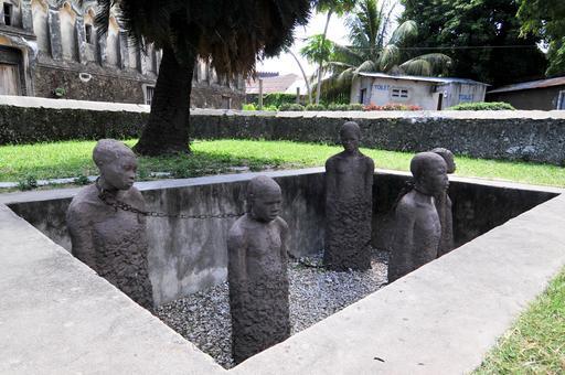 Mémorial de l'esclavage à Zanzibar