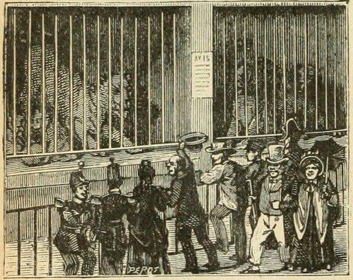 Ménagerie du Jardin des Plantes à Paris