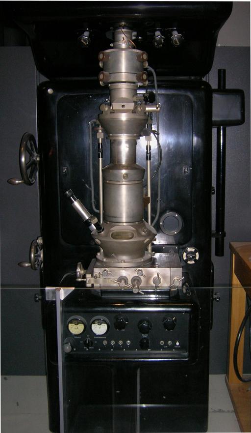 Microscope électronique de Ruska