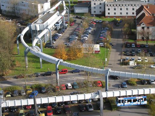 Monorail de Dortmund
