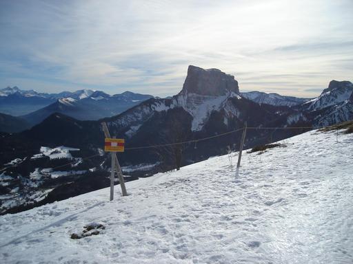 Mont Aiguille en Vercors