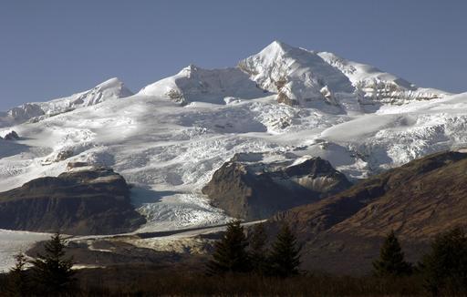 Mont Steller en Alaska