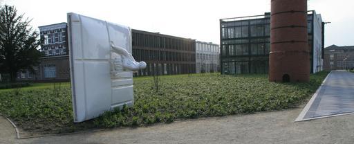 Monument à Mondrian à Winterswijk