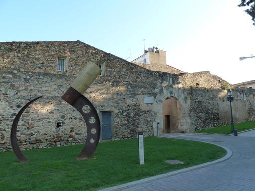 Monument des moissonneurs en Catalogne