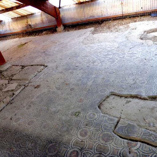 Mosaïque gallo-romaine de Loupiac-33
