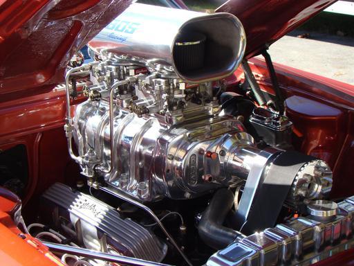 Moteur AMX 1968