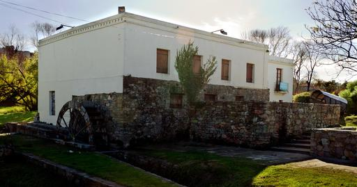 Moulin à eau en Uruguay