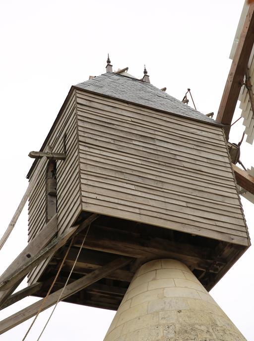 Moulin cavier des Aigremonts à Bléré